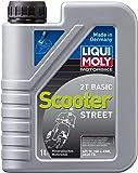 Liqui Moly 1619 Racing Scooter 2T Basic, 1 Liter